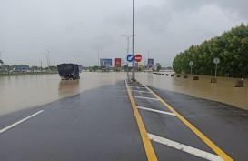 GT Kertajati Tol Cipali Ditutup karena Banjir, Pengendara Dialihkan ke Sumberjaya