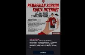 CEK FAKTA: Subsidi Kuota Internet 75 GB Kominfo. Benar atau Hoaks?