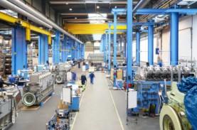 Rolls-Royce Jual Pabrik Mesin Bergen ke Grup Manufaktur…