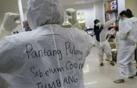 Ini Besaran Insentif untuk Tenaga Kesehatan di Masa Pandemi