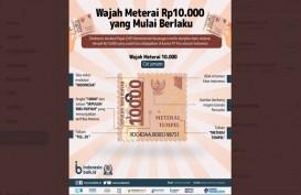 Meterai Rp10.000 Belum Tersedia? Begini Cara Pakai Meterai Lama