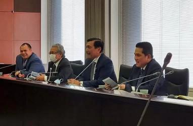 Menerka Alasan Absennya 'Duit China' di SWF Indonesia
