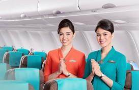 Dana PEN Rp1 Triliun Cair, Saham Garuda Indonesia (GIAA) Terbang