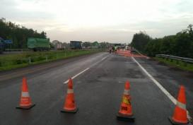 Tol Cipali KM 122 Amblas, Lajur Darurat Disiapkan
