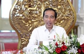 Presiden Jokowi Minta Insentif ke Industri Media Dikawal