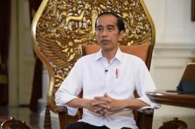 Jokowi: Aspirasi Pers Telah Ditampung dalam UU Cipta…