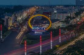 Target Marketing Sales 2021 Lebih Rendah, Saham BSDE…
