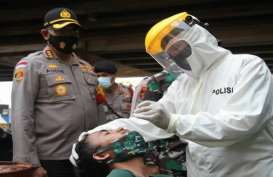 Darurat Covid-19, Kemenkes & TNI Turun Tangan Lakukan Tracing di Daerah
