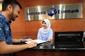 Indonesia Eximbank Siap Lunasi Obligasi Rp2,34 Triliun