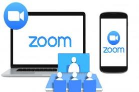 Fitur Baru Zoom, Bisa Pakai Filter Efek dan Sticker…