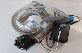 1 dari 3 Pasien Covid-19 yang Pakai Ventilator Alami Stres Pasca Trauma