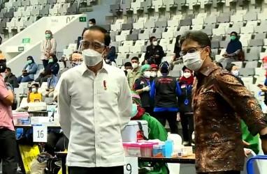 Pak Jokowi! Vaksinasi Covid-19 Kelar September 2021 dengan Simulasi Ini