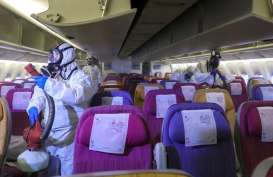 Hadapi Kebangkrutan, Thai Airways PHK 395 Pilot dan Kandangkan Armada