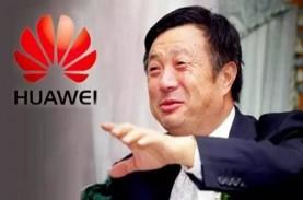 Dibayangi Sanksi AS di Era Biden, Bos Huawei Yakin…
