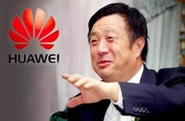 Dibayangi Sanksi AS di Era Biden, Bos Huawei Yakin Perusahaan Baik-Baik Saja