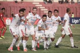 Bali United Resmi Lepas Brwa Nouri ke Klub Irak