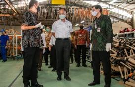 342 Izin Operasional Pabrik Dicabut, Menperin Beberkan Alasannya