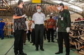 342 Izin Operasional Pabrik Dicabut, Menperin Beberkan…
