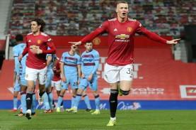 Hasil & Jadwal Lengkap Piala FA, MU Lolos ke Perempat…
