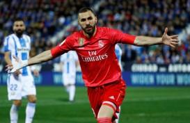 La Liga: Real Madrid Gusur Barca, Bungkam Getafe 2-0