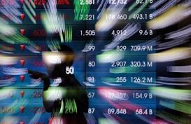 IHSG Koreksi, Saham BBRI hingga ERAA Jadi Favorit Investor Asing