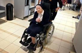 Orang Tertua di Eropa Berusia Lebih dari 100 Tahun Selamat dari Virus Corona