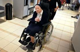 Orang Tertua di Eropa Berusia Lebih dari 100 Tahun…