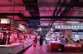 China Catat Deflasi 0,3 Persen pada Januari 2021