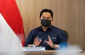 Erick Thohir Ungkap Alasan  Garuda Indonesia (GIAA) Putus Kontrak Pesawat Bombardier