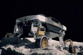 Hyundai Rilis Konsep Kendaraan Penjelajah Bulan