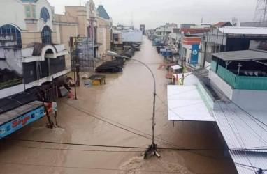BPBD Subang: Banjir Melanda 120 Desa/Kelurahan di 21 Kecamatan