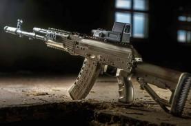 Mengintip Senapan AK-12, Senjata Serbu Utama Tentara…