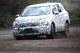 Mitsubishi Outlander Debut Perdana di Pasar AS