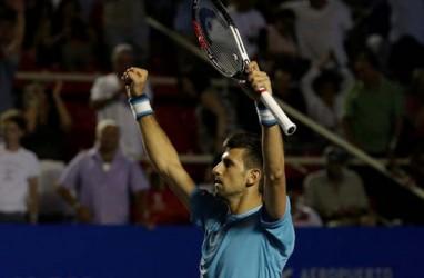 Hasil Tenis Australia Terbuka, Djokovic Susah Payah Atasi Tiafoe