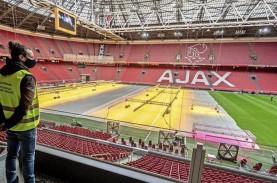 Ajax Amsterdam Ingin Kuasai Johan Cruijff Arena