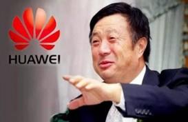 Bos Huawei Beberkan Strategi Global, dari 5G hingga Kerja Sama dengan AS