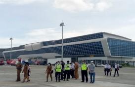 Dishub Mimika Kebut Penyelesaian Lahan Parkir Kendaraan di Bandara