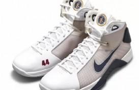 Besok Dilelang, Ini Foto Sneakers Eksklusif Barack Obama Seharga Rp350 juta