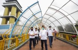 Gedong Munara 99 dan Skywalk Sabilulungan Jadi Karya Terakhir Bupati Dadang Naser