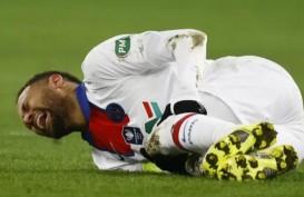 Jelang PSG vs Barcelona di Liga Champions, Neymar Cedera