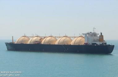 LNG Aquarius Disewa oleh Nusantara Regas