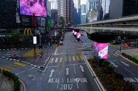 Ekonomi Malaysia Terkontraksi 5,6 persen di 2020,…