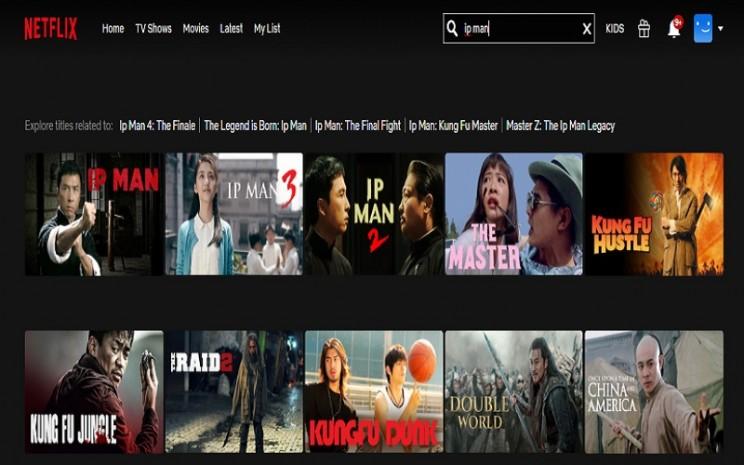 Rekomendasi film China terpopuler untuk Liburan Imlek 2021  -  Netflix Indonesia