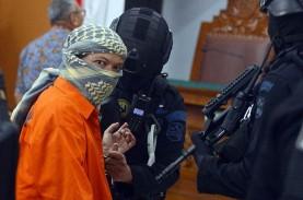 Makin Rawan! Transaksi Gelap Kasus Terorisme Naik…