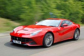 Intip Spesifikasi Ferrari F12 Berlinetta, Mobil Sitaan…