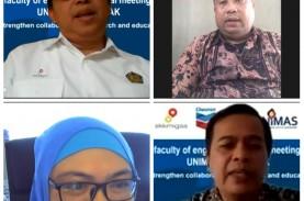 PT CPI Fasilitasi Riset Unilak dan Perguruan Tinggi…