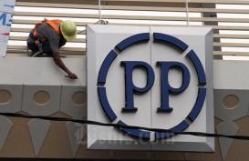 Terlambat Sampaikan Notifikasi Akuisisi Saham, PT PP Didenda Rp1 Miliar
