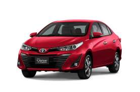 PPnBM Nol Persen, Harga Toyota Vios Baru Terjun Bebas?