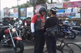 Konvoi Moge di Bogor 'Nylonong' Lewati Ganjil Genap,…