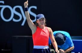 Hasil Tenis Australia Terbuka, Halep & Swiatek Lolos ke 16 Besar